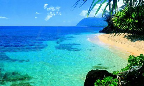 Hawaii: the lost paradise