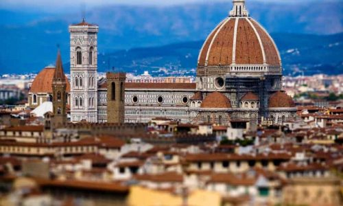 Florence: a living masterpiece