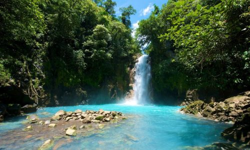 Have a peaceful and relaxing feeling in Costa Rica
