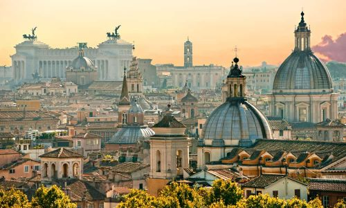 Top attractions not to be missed in Rome