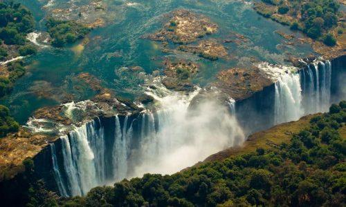 A Trip to Victoria Falls