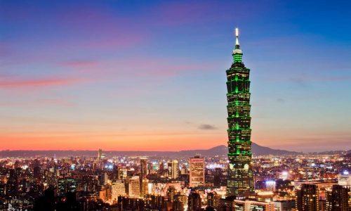 Visiting Taipei