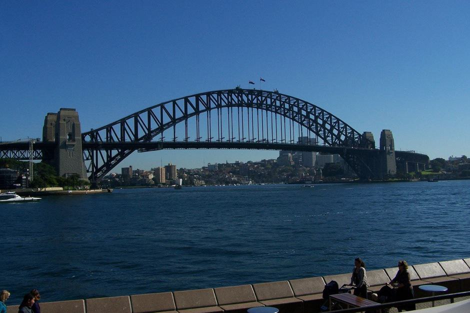 Sidney-Harbor-Bridge