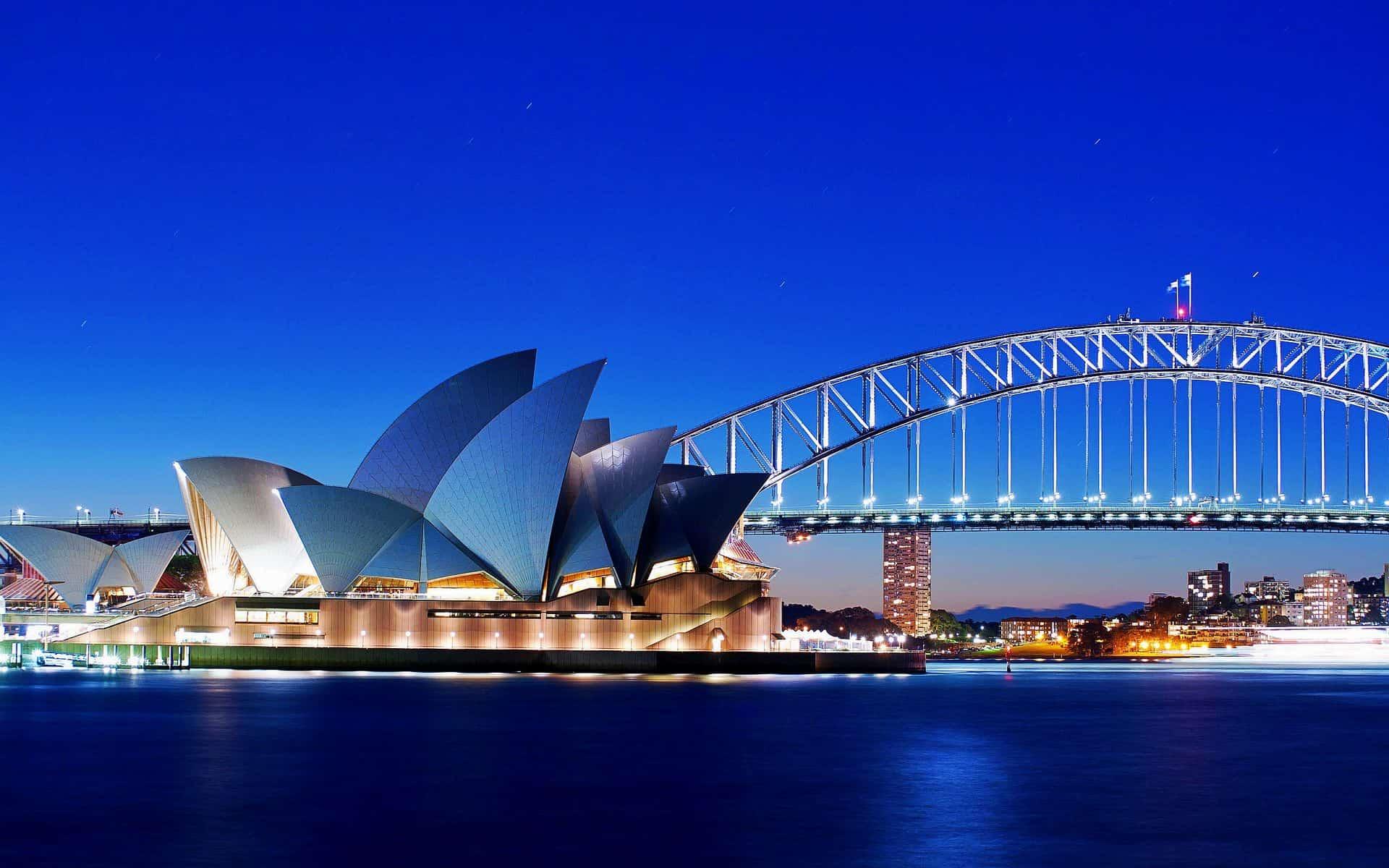 Visiting The Sydney Opera House