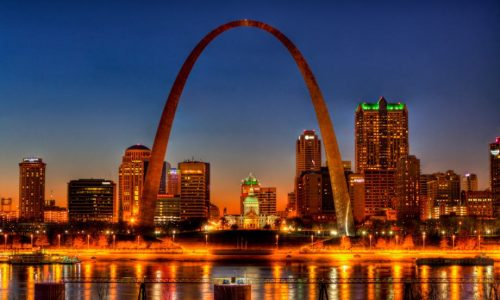 The Saint Louis Arch: a travel experience