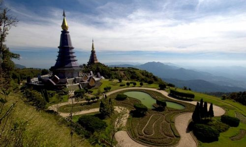 Top travel destinations in Thailand