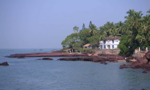 Staying in a luxury villa when visiting Goa