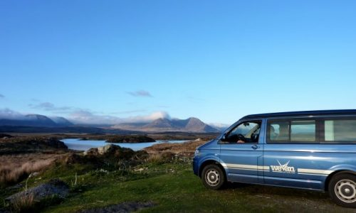 Campervans and nomadic trips