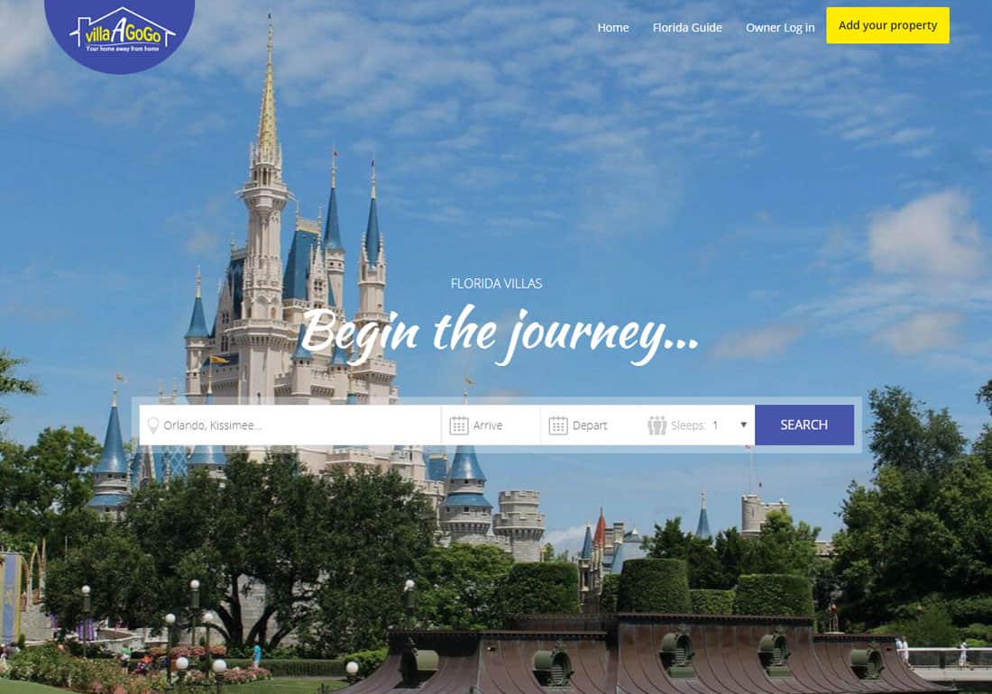 Florida Villas - Florida Vacation Rentals in Orlando - VillaAGoGo
